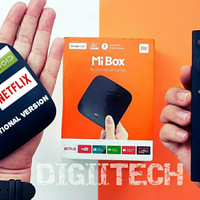 Xiaomi Mi Box 3 International Version - 4K Ultra HD - Android TV - 2GB