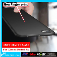CASE XIAOMI REDMI NOTE 5A NEW EDITION CASING SLIM HP BACKCASE COVERS