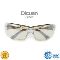 Krisbow Indoor Outdoor Safety Glasses / Kacamata Pengaman Kerja