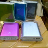 Power Bank Powerbank Xiaomi 10400 KW ORI Terbaik