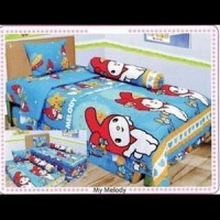 0606 Lady Rose Seprai Melody Bedcover Melody