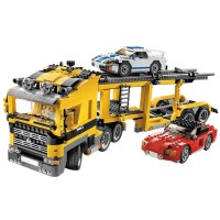 Lego Brick Lepin Truk Mobil Balap 24011