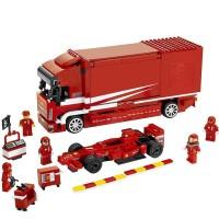Lego Brick Lepin Truk Mobil Truk Balap Formula one F1 21022