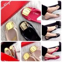 Jelly Shoes - Salvatore Ferragamo - Flat Shoes