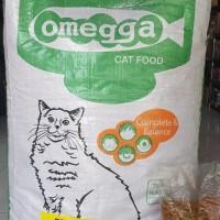 GOJEK omega omegga tuna 20kg freshpack makanan kucing 20 kg no maxi