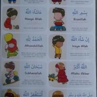 Poster Anak Kalimah Thayyibah
