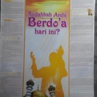 Poster Sudahkah Anda Berdoa Hari Ini