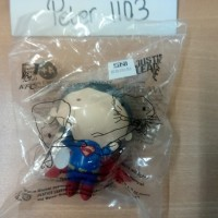 Superman Chibi KFC CHAKI menu si kecil Justice League Hexagon xxi