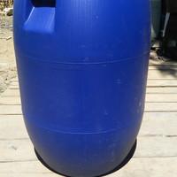 Drum ukuran 80liter BARU tempat penyimanan air/sampah