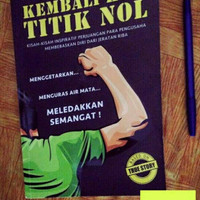 Buku Kembali ke Titik Nol, bahaya riba karya saptuari sugiharto