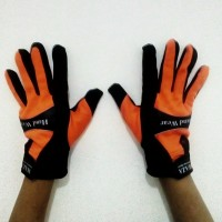Harga sarung tangan hand wear full jari utk sepeda gowes sepeda | antitipu.com