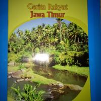 Buku Cerita rakyat Jawa Timur