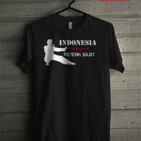 Atasan/Kaos/T-Shirt/INDONESIA PENCAK SILAT