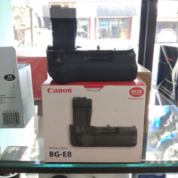 Baterai Grip Canon E8 Untuk 550d 600d 660d 700d
