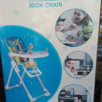 High Chair Baby Does
