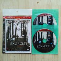 KASET DVD MOVIE FILM HORROR THE EXORCIST SEASON 2 HD 2 DISC