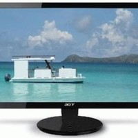 Acer P166HQL LCD Monitor 15 6 Inch T3010