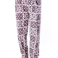 [Valatex] Celana panjang motif Batik / Heritage / warna putih