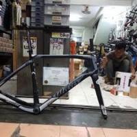 Frame Wilier Triestina Gtr Team Carbon Original Roadbik Limited