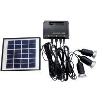 Perkakas Nankai Lampu Charge Tenaga Surya / Solar Panel Murah