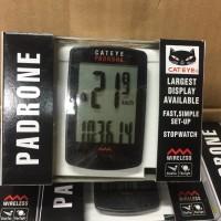 Speedo Meter Cateye Padrone Wireless Diskon