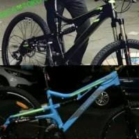 Thrill Oust 1.0 2016 Majuroyal Sepeda Mtb Fulsus 27.5 i Berkualitas