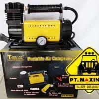 T-Max Portable Air Compressor ( Kompresor Udara ) untuk Berkualitas