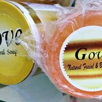 GOVE Natural Soap  SABUN AJAIB MULTIFUNGSI   1Pcs @50gr