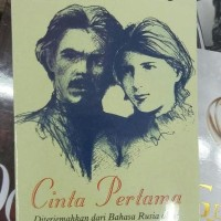 NOVEL Cinta Pertama - Maxim Gorky - PATABA PRESS