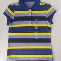 Baju Kaos Krah Anak Branded Tommy  Hilfiger Lengan Pendek