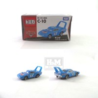 Tomica Disney Pixar CARS 2 Blue King C-10 DINOCO