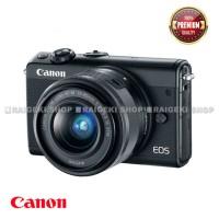 Canon EOS M100 Kit 15-45mm f/3.5-6.3 IS STM - Resmi