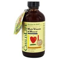 Childlife Multi Vitamin & Mineral Exp:03/2019