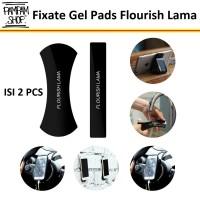 Sticy Fixate Gel Pad Pads Flourish Lama Florish Car Dashboard Gurita