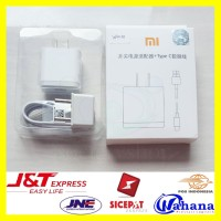 Fast Charging Xiaomi Mi6 Type C Ori Charger Hp Mi4C Mi5 Mi Mix 2 Note
