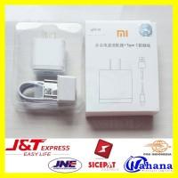 Fast Charging Xiaomi Mi6 Type C Ori Charger Hp Mi4C Mi5 Mi Mix 2 Note
