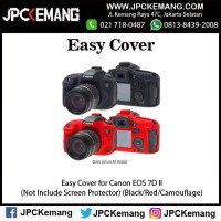 Easy Cover for Canon EOS 7D II