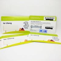 Kartu Voucher Paket Kuota Data Three / 3 / Tri 1GB 1 GB