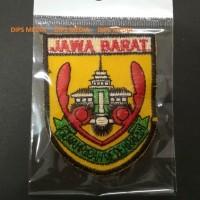 Bedge Bet Bed Logo/Prooinsi Jawa Barat Bed Sekolah Pramuka