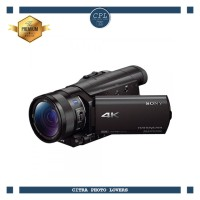 Jual Sony Professional FDR-AX100E 4K Ultra HD Camcorder Murah