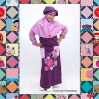 Size 1 - Baju Muslim Anak DANNIS D'ORCHID - P1C87