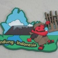 (Diskon) Magent / tempelan kulkas Bandung - Indonesia