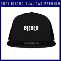 Topi Justin Bieber 11 Distro Trucker Baseball Snapback DDD09