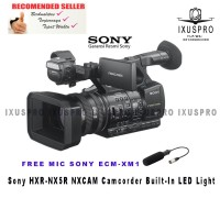 Jual Sony HXR-NX5R NXCAM Professional Camcorder with Built-In LED Light Murah
