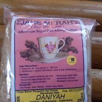 Harga makanan khas JAHE MERAH minuman segar dan menyehatkan | WIKIPRICE INDONESIA