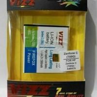 BATERAI BATTERY BATRE VIZZ ASUS ZENFONE 4S ZENFONE C T00Q T1910