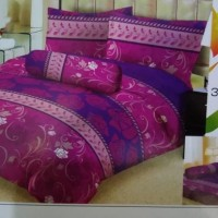 SPREI LADY ROSE 180 B4 PALOMA BANTAL 4 180X200 KING SIZE NO. 1