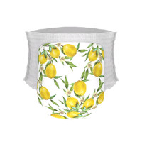 Happy Diapers Pant Lemons M30 - Popok Size Medium 30 pcs
