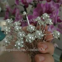 TSK-01 Hairpin Tusuk konde sanggul hiasan rambut pengantin thumbnail