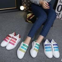 Adidas sneakers 883-15   sepatu wanita   sepatu branded   sepatu impor
